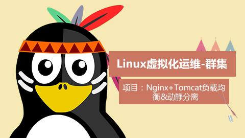 Nginx+Tomcat负载均衡&动静分离