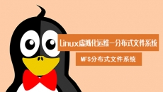 MFS分布式文件系统