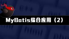 MyBatis综合应用(2)