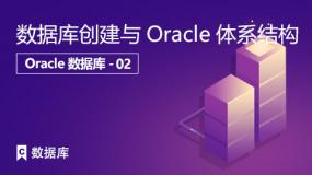 数据库创建与Oracle体系结构