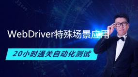 WebDriver特殊场景应用