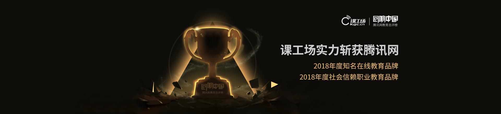 2018腾讯获奖